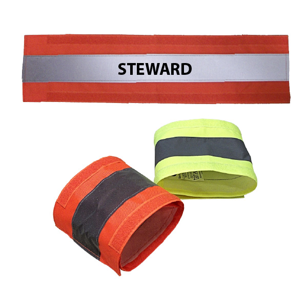 Reflective Armbands Wraparound