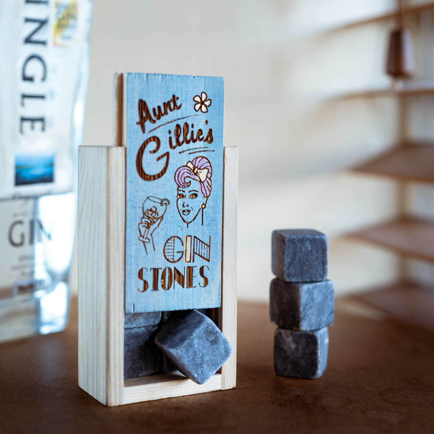 Aunt Gillie's Gin Stones