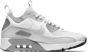 Nike Air Max 90 Winter Boot White-Grey-Grey