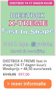 14 dagen dieetkuur fast in shapejpg