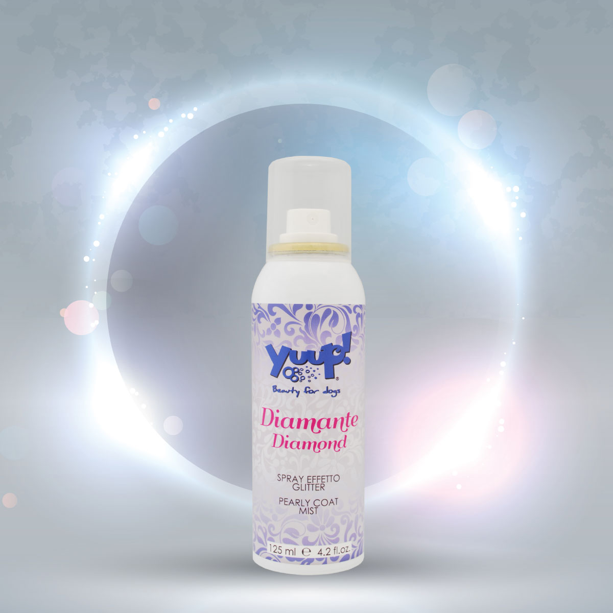 Yuup Diamond Pearly Coat Mist