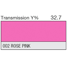 Lee 002 Rose Pink Roll