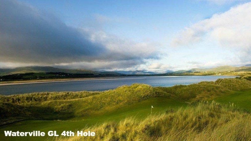 4th Hole at Waterville Golf Links