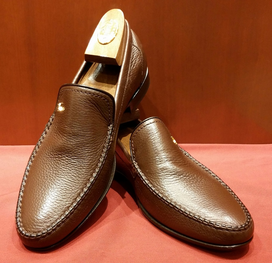 Loafer Model 624 Brown
