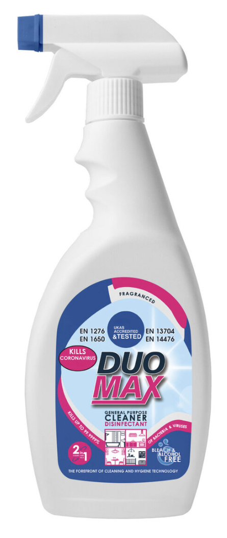 DuoMax General Purpose Cleaner 750 ml x 6