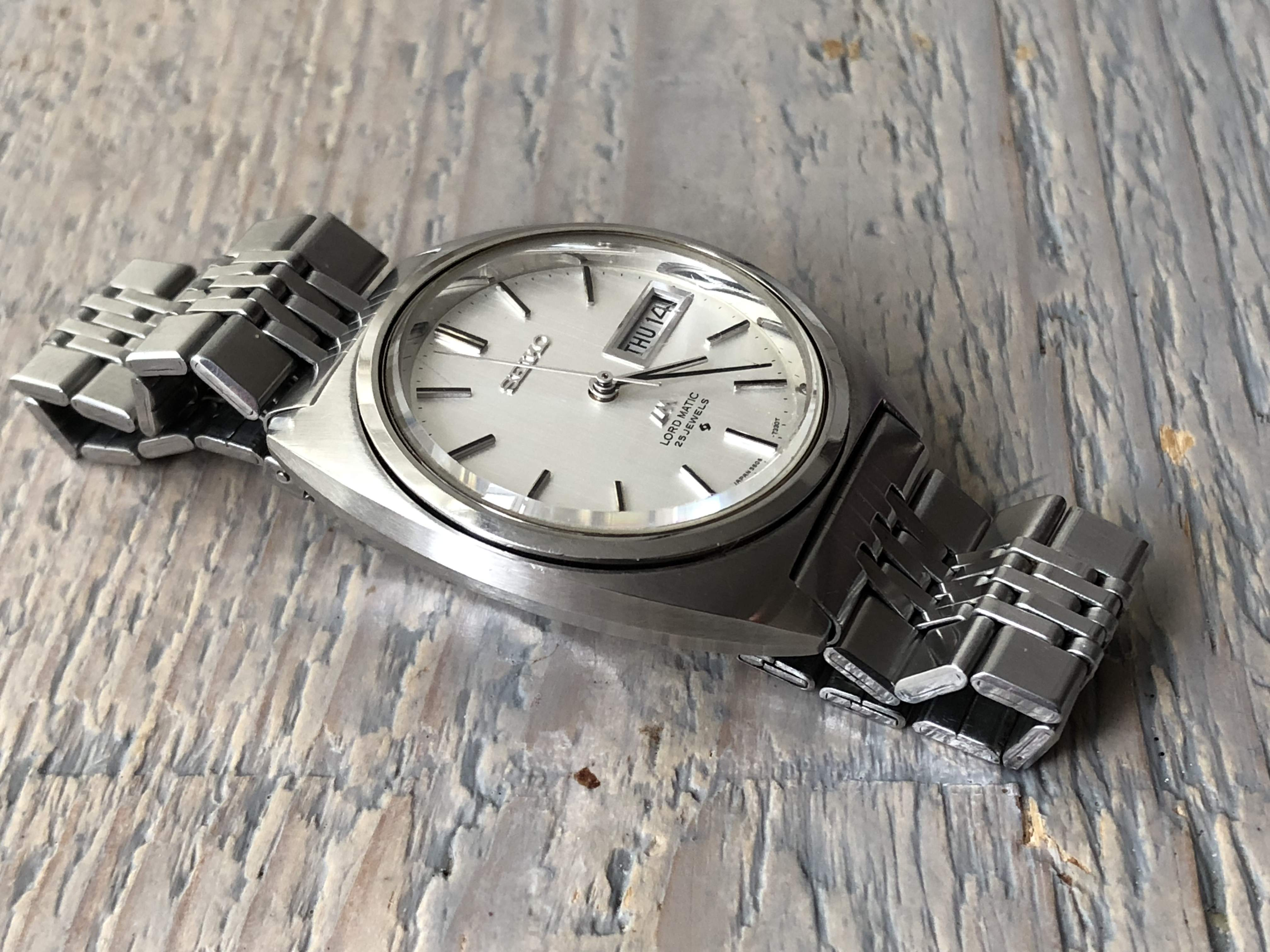 Seiko Lord-Matic 5606-7140 (Consignment/Sold)