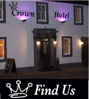 Find The Crown Hotel Lochmaben