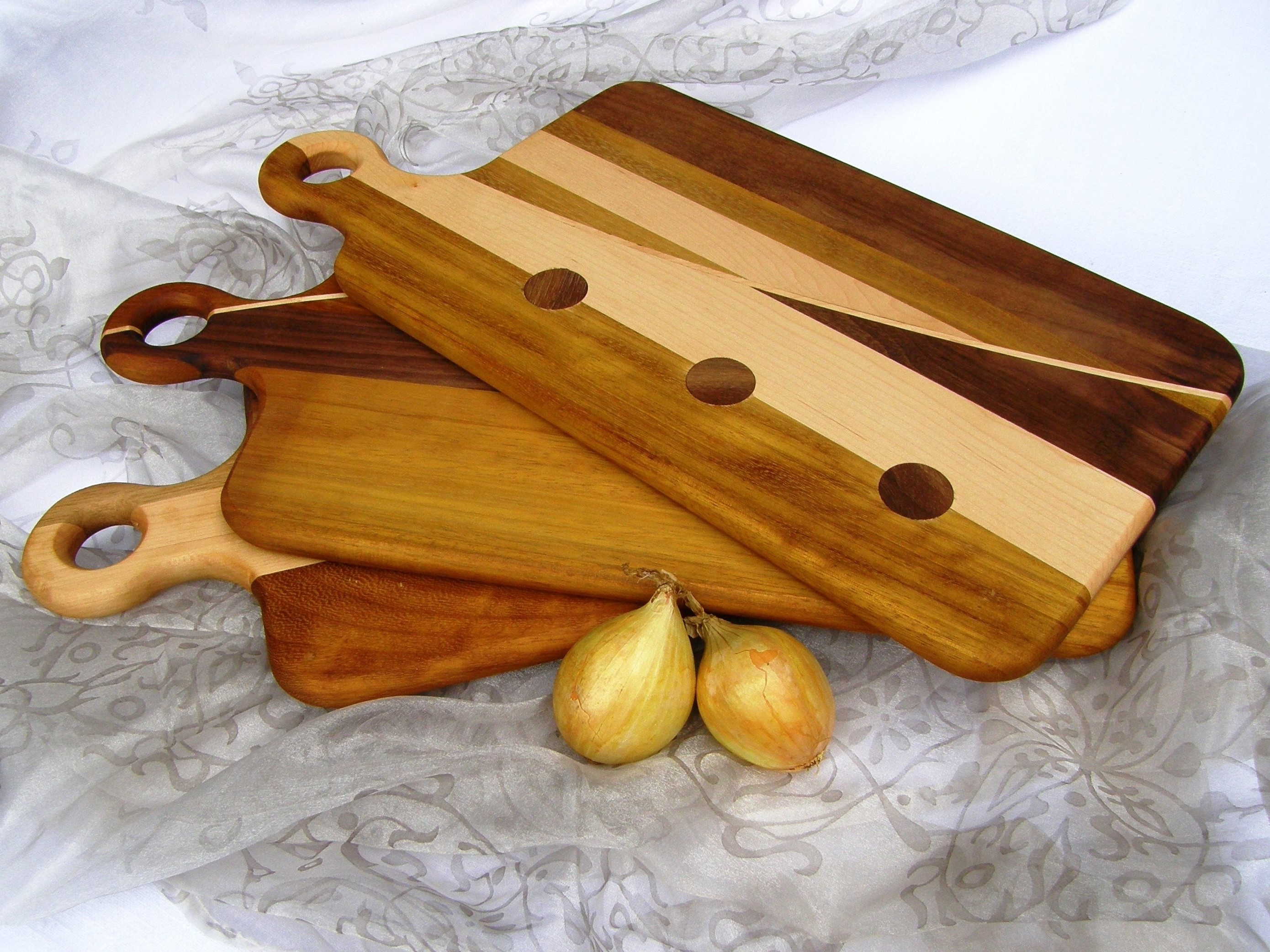 CARAMEL Chopping & Serving Boards