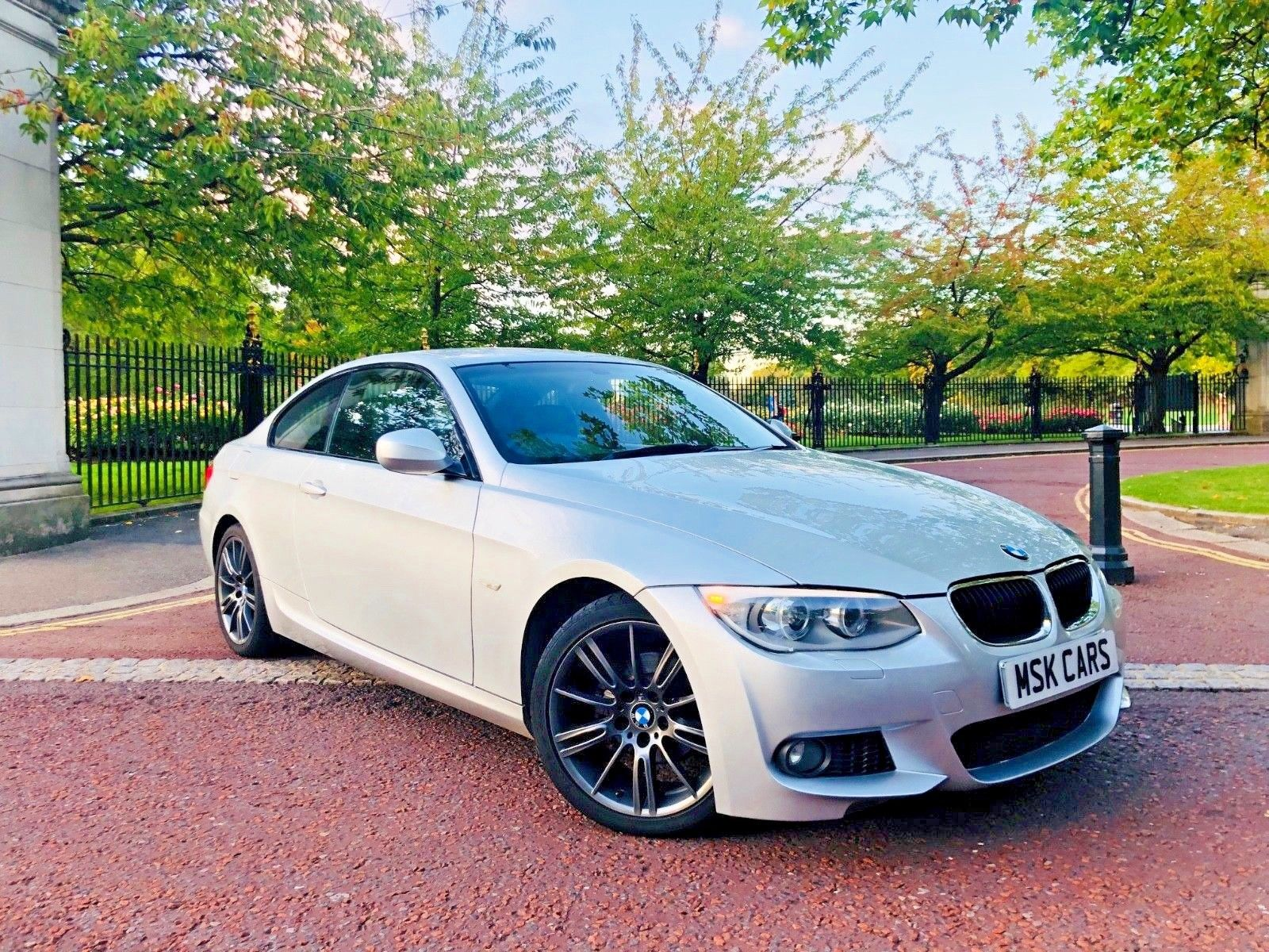 BMW 320i M Sport Coupe Manual LCI