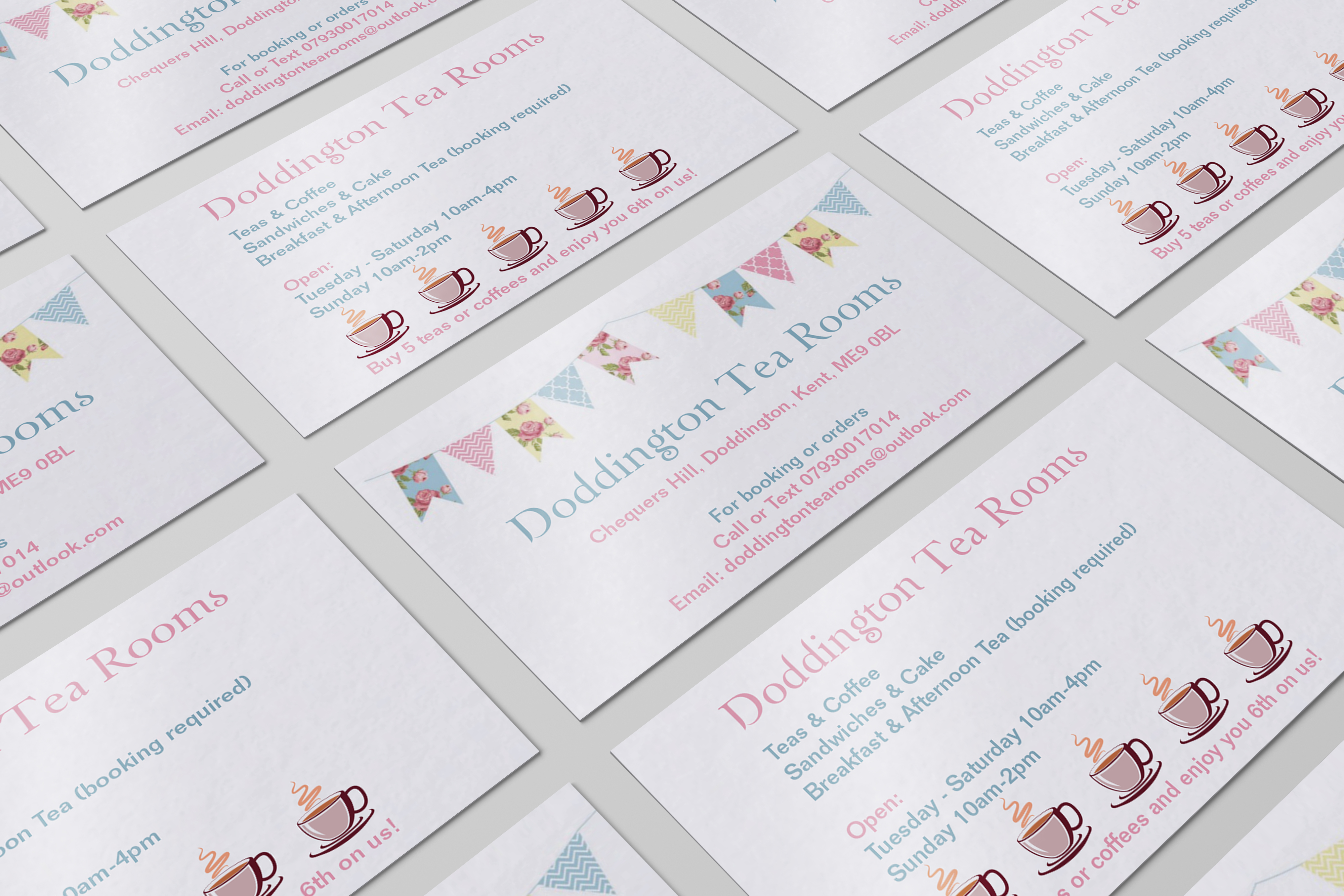 Business Cards Design £17