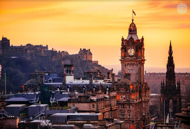 Edinburgh - The Capital