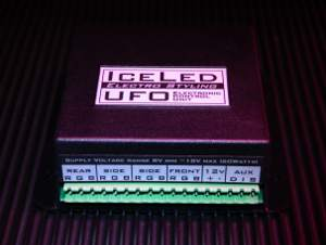 ICELED UFO Controller
