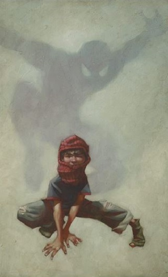Web Head by Craig Davison