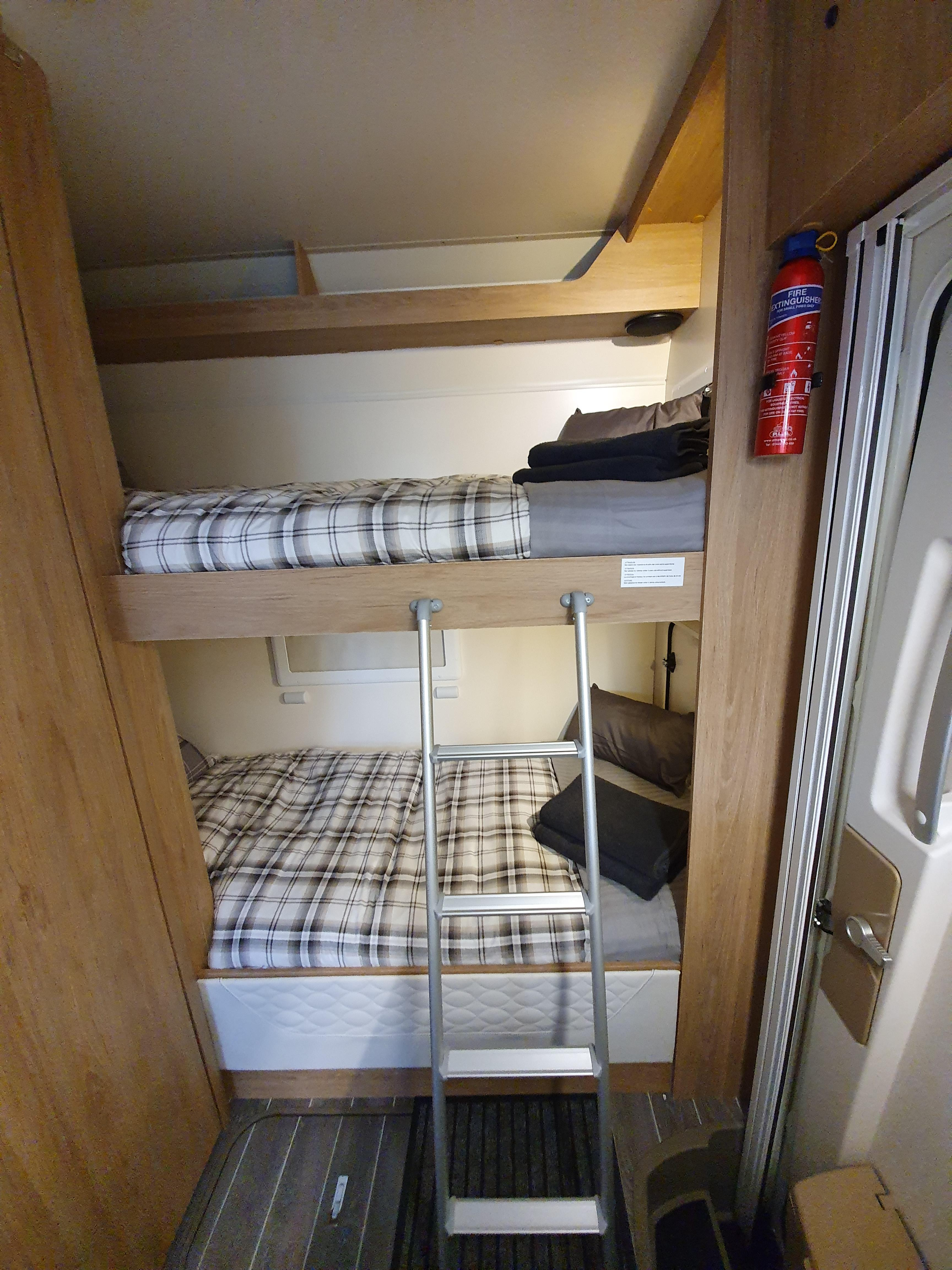 Rear Adult Bunk Beds image
