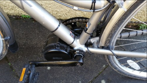 Empowering E-Bikes: Bike to E-Bike Conversion