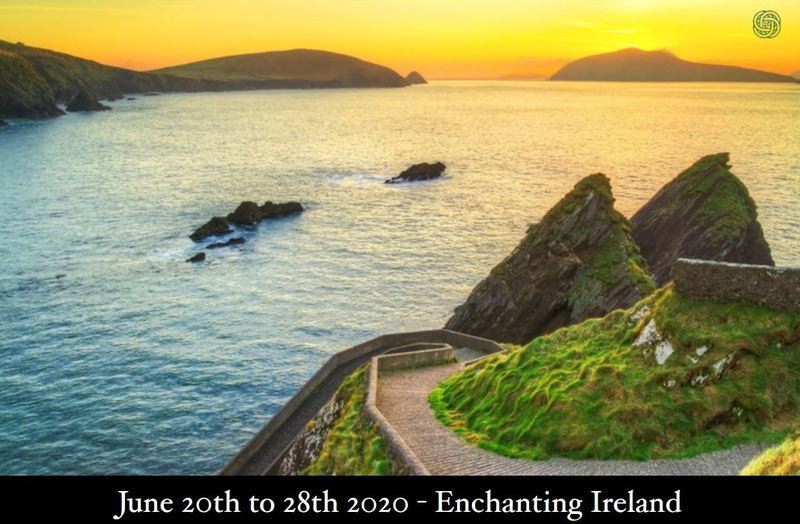 Enchanting Ireland - Small Group Tour - June 20th to 28th 2020