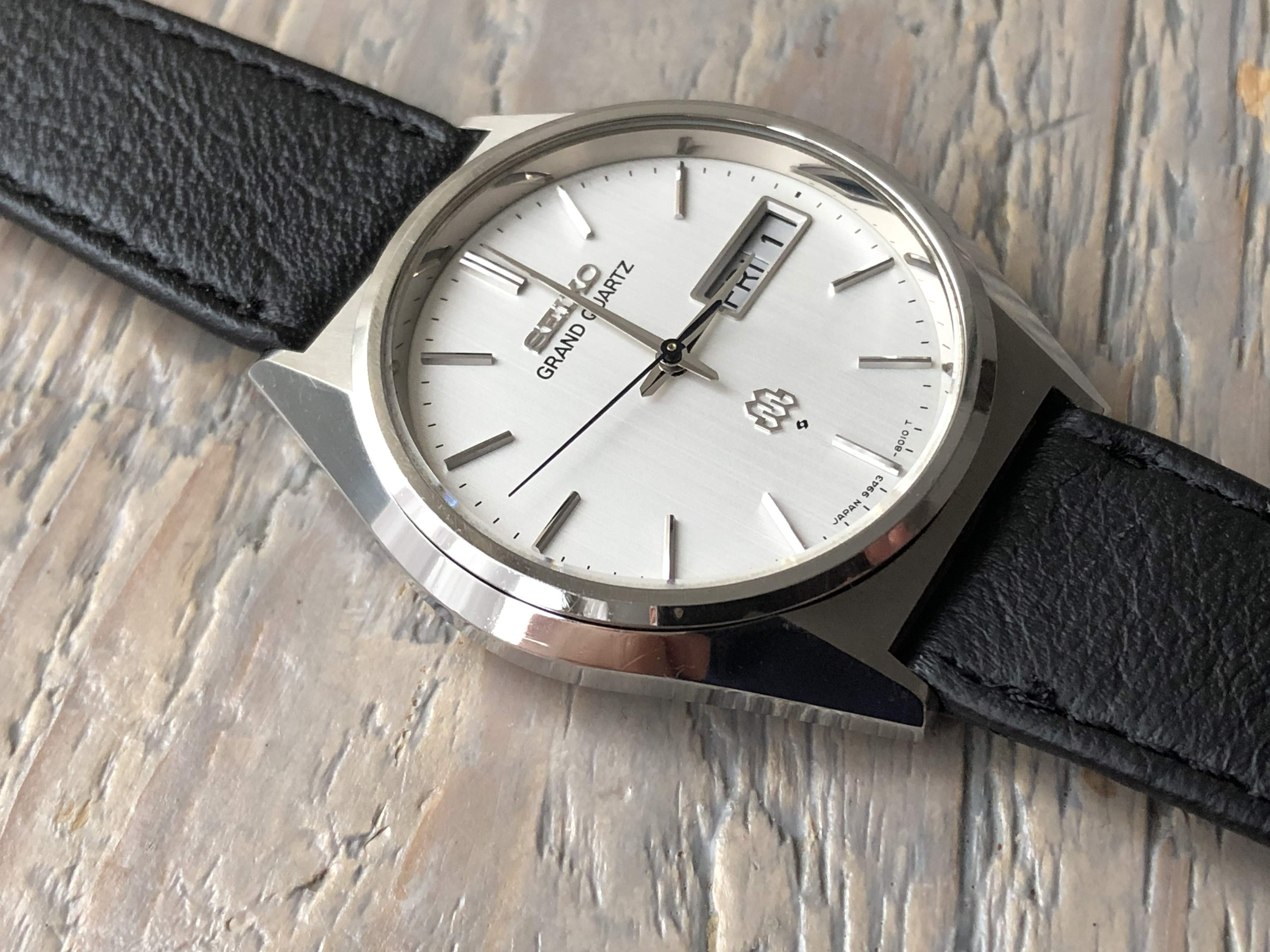 Seiko Grand Quartz 9943-8010 (Sold)