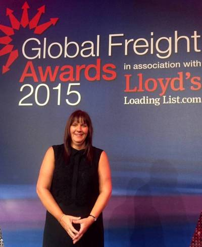 Oakland International Join Finalists at Global Freight Awards 2015