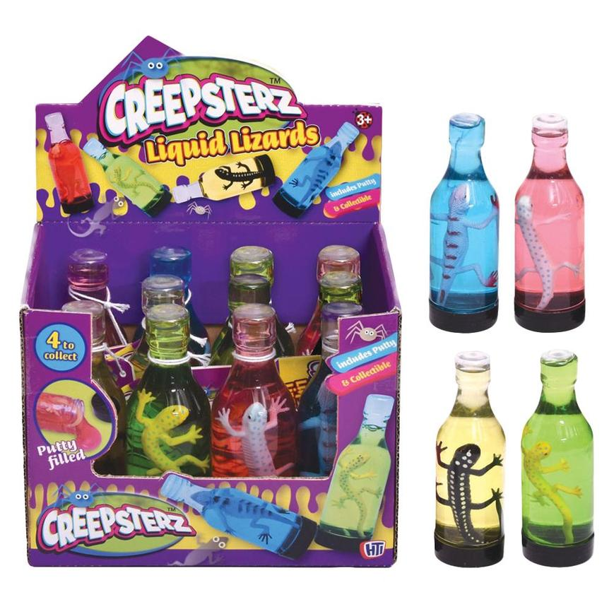 Creepsterz Liquid Slime Figure