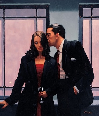 Contemplation of Betrayal Jack Vettriano Limited Edition