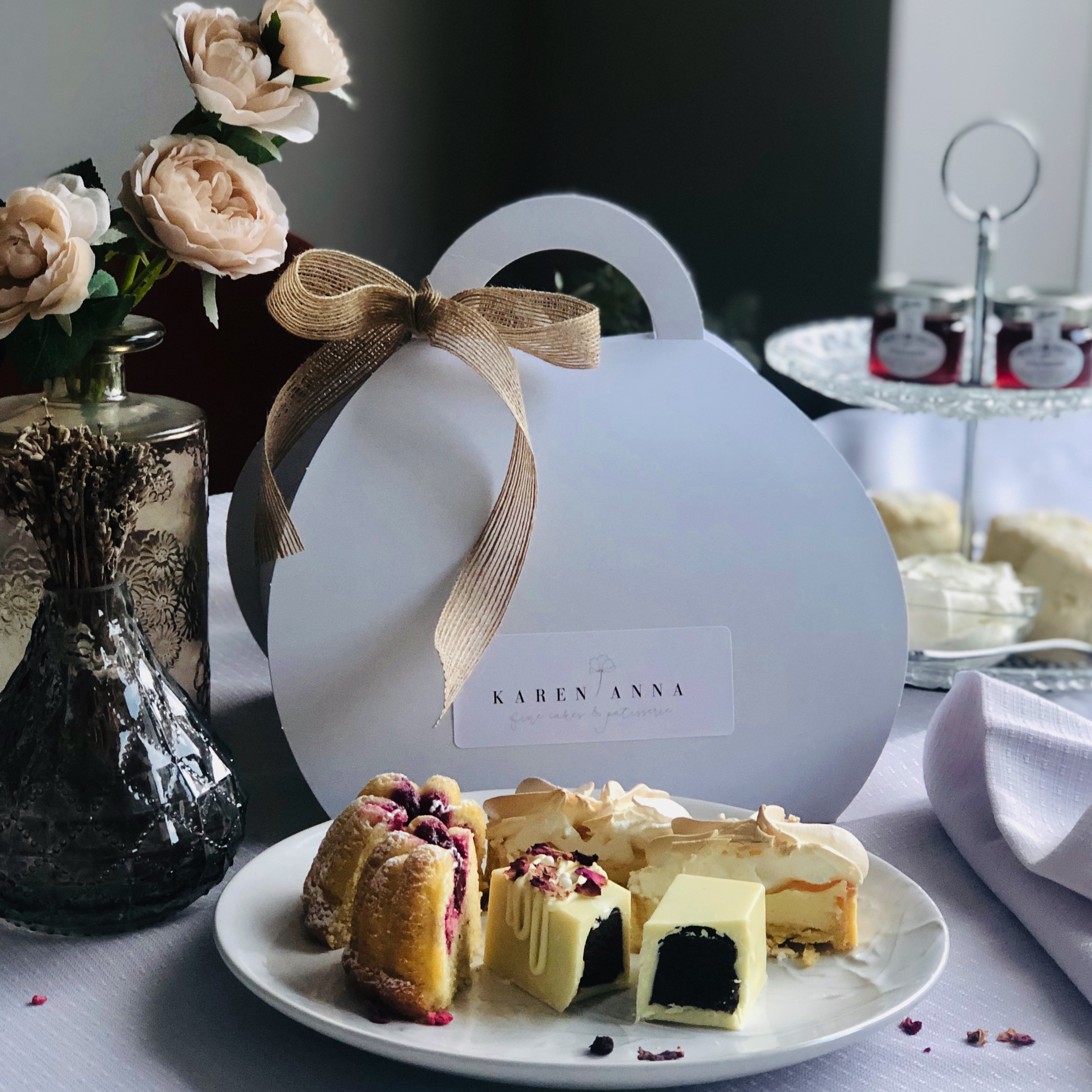 The Betty Box - Sweet Afternoon Tea