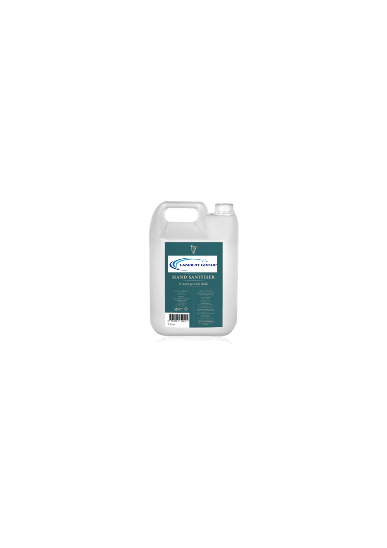 5 litre Alcohol Sanitiser gel