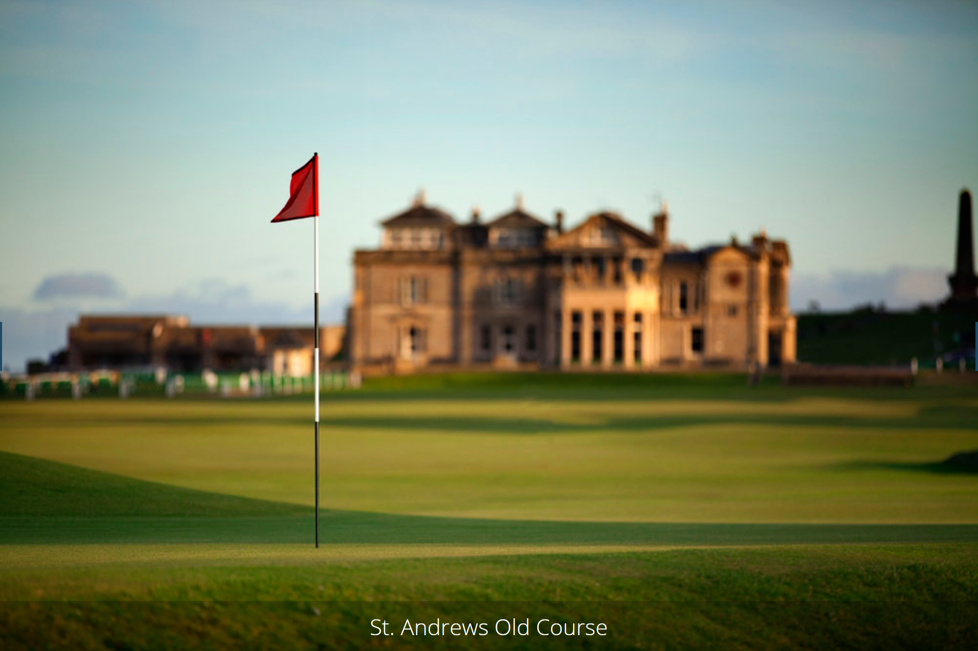St. Andrews 2021 Open - 5 Night Tournament Package