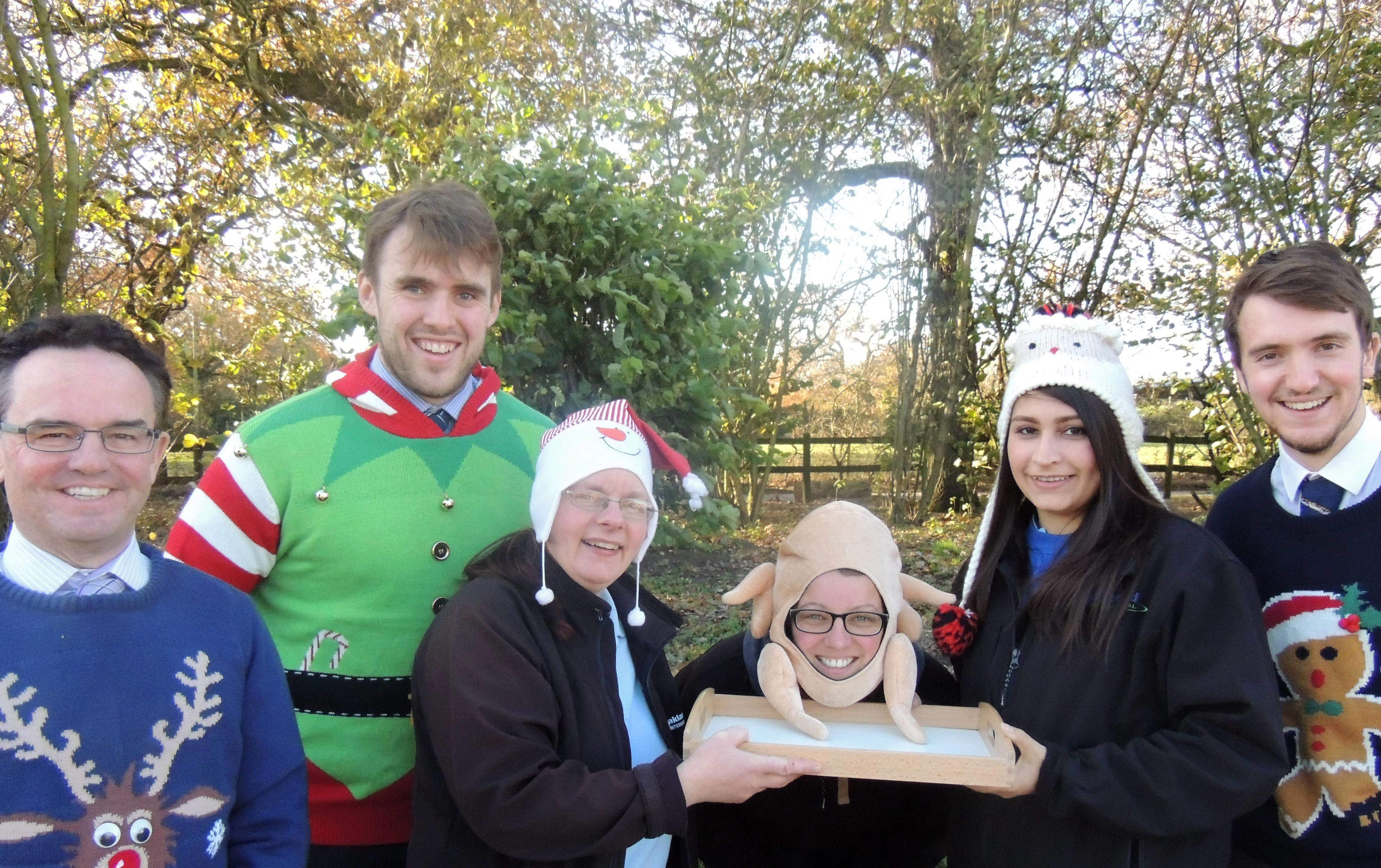 Local Headway Charity Not Going Cold Turkey on Christmas Dinners