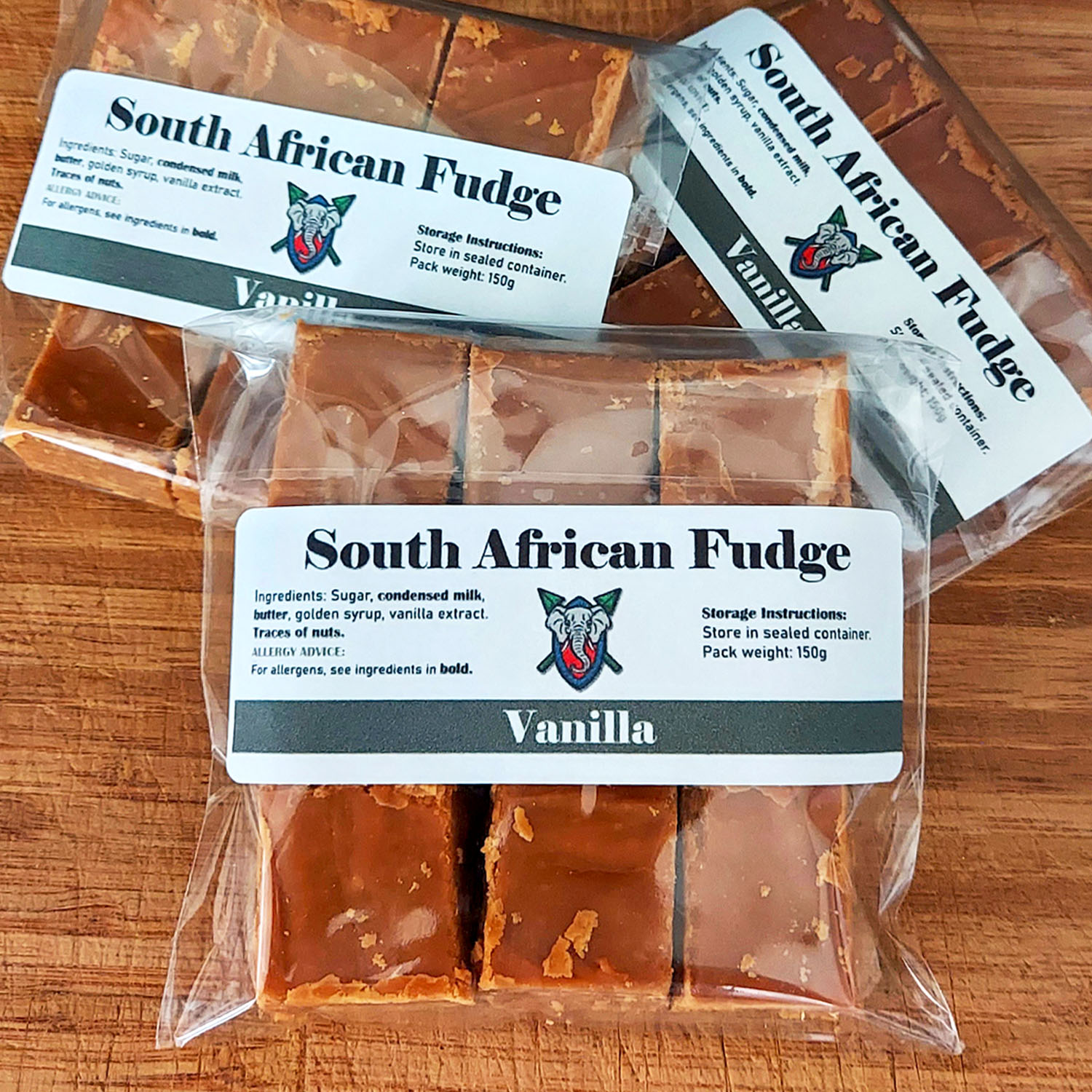 South African Fudge (Vanilla)