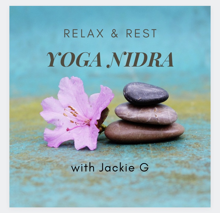 Yoga Nidra - Sleep with Trace Awareness