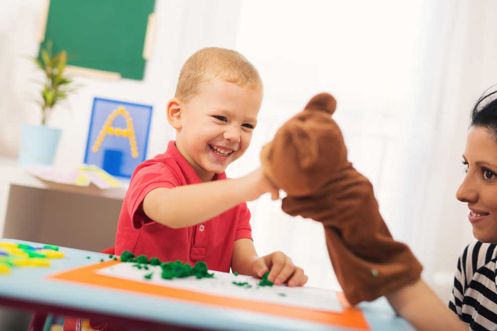 Child Psychotherapy / Play Therapy