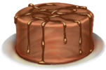 Chocoladetaart / Level 36