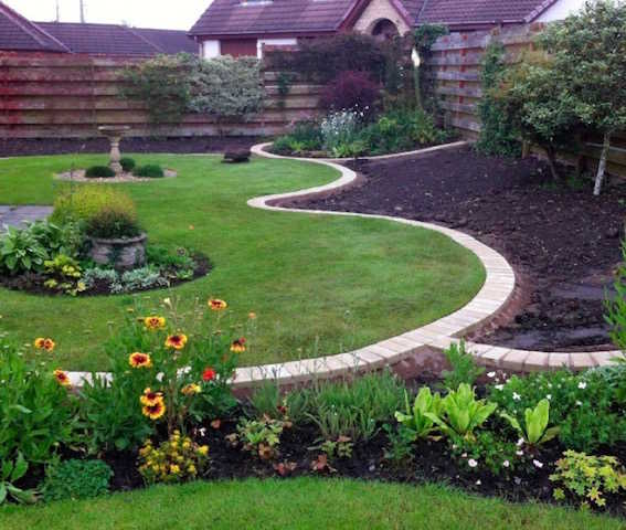 Landscapers Newcastle Upon Tyne Oakdale Driveways