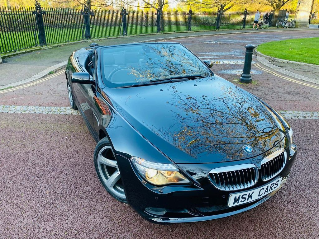 BMW 6 Series (08 reg) 4.8 650i Sport