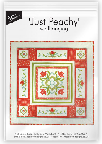 Just Peachy Wall Hanging