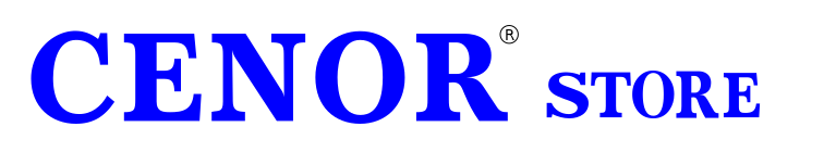Cenor Store Long logo bluepng