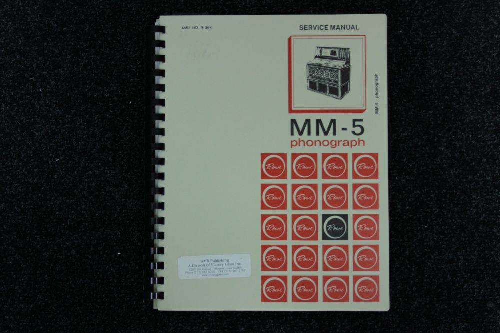 AMI - Service Manual - Model NM5