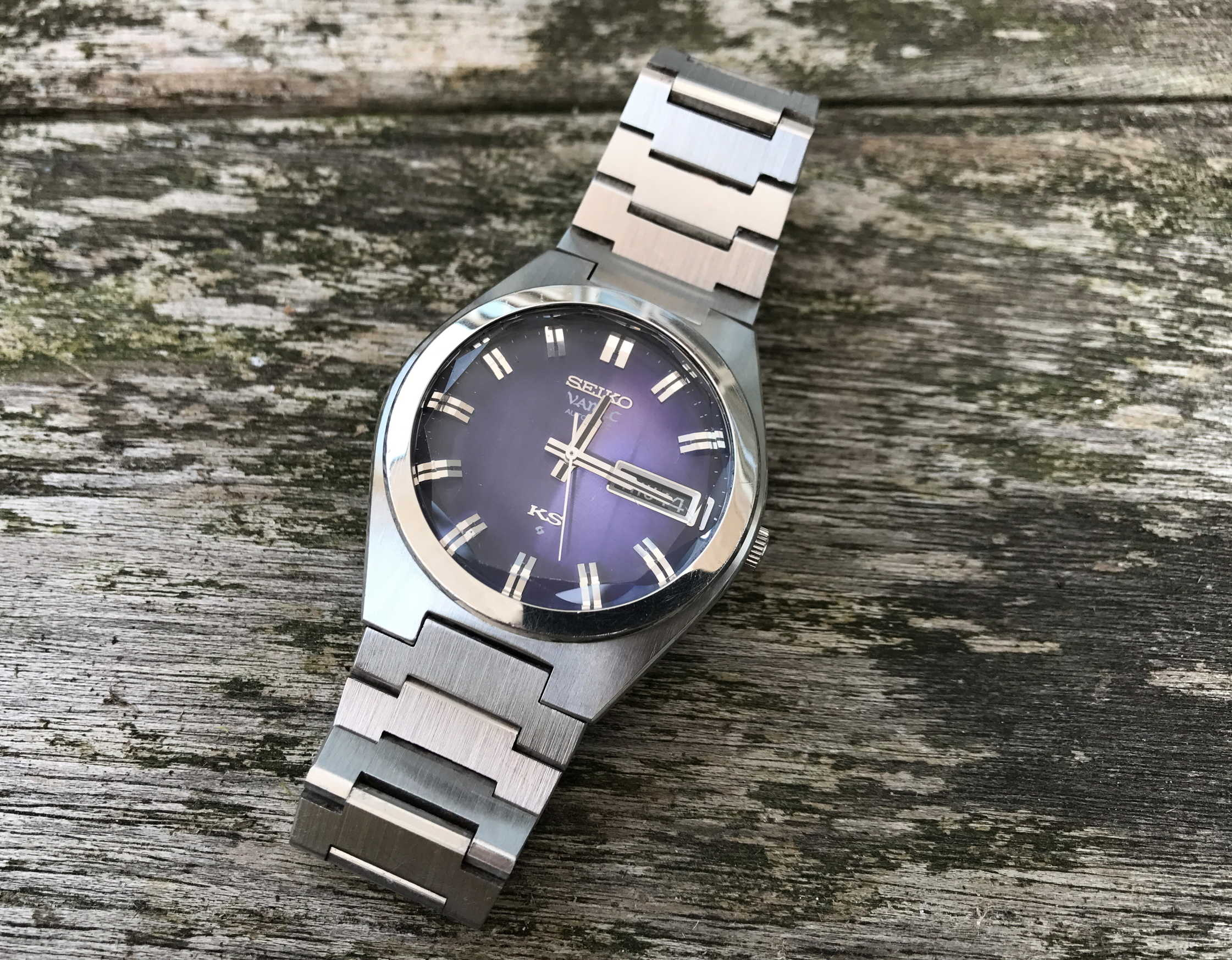 King Seiko Vanac 5626-7250 (Sold)