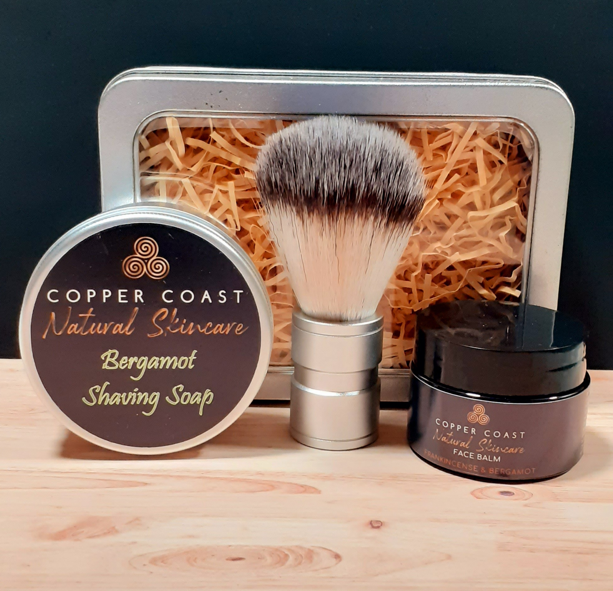 Shaving Gift Set & Face Balm