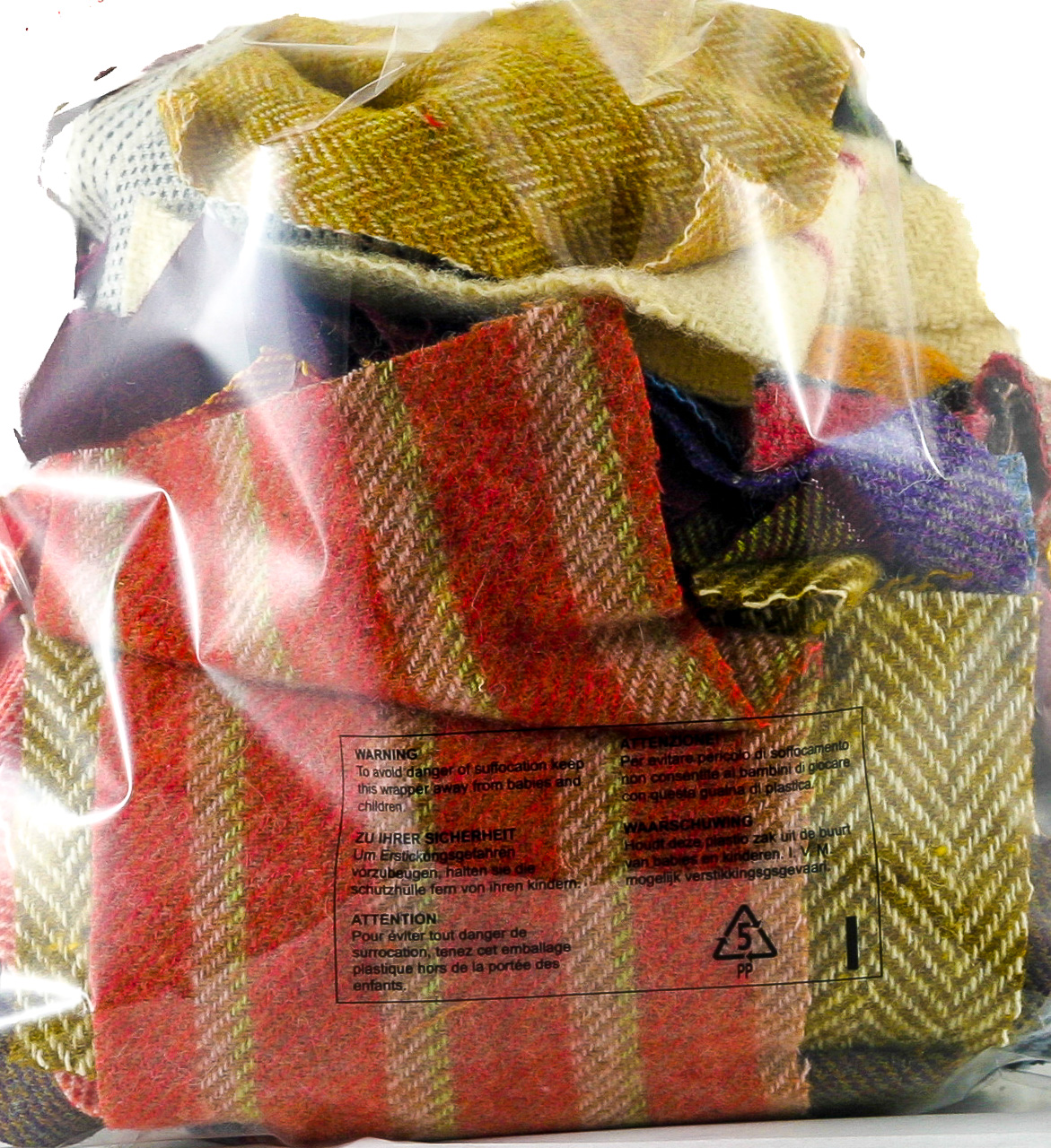 "Fabric Affair: ""Tweed project packs"""