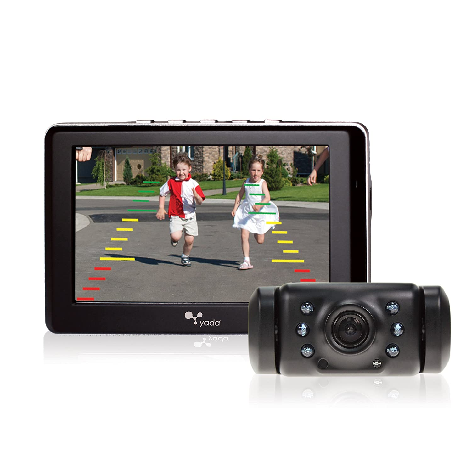 YADA WIRELESS BACKUP CAMERA - FOR CAR