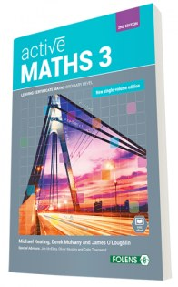 Active Maths 3 LC OL