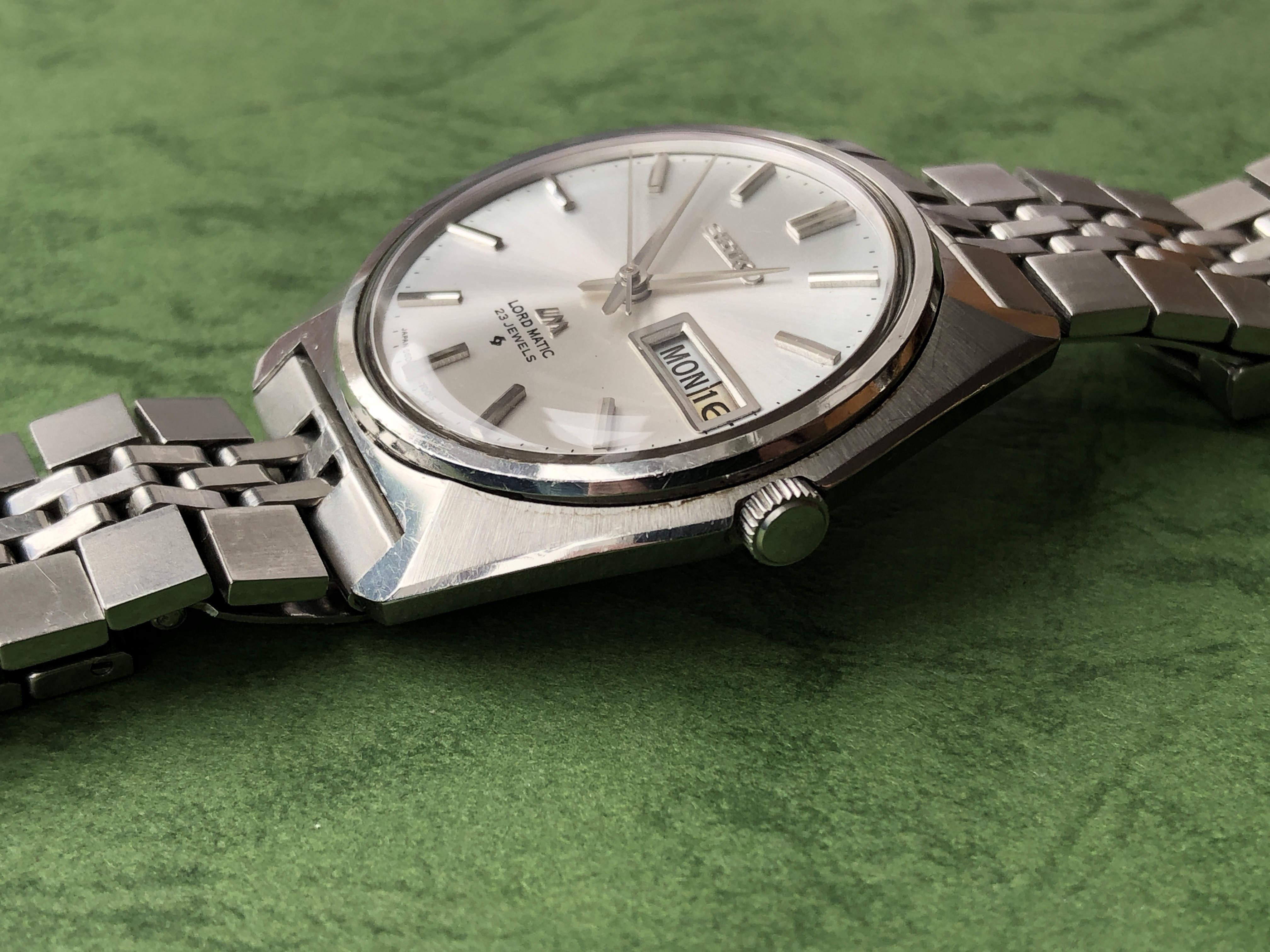 Seiko Lord-Matic 5606-7000 (Sold)