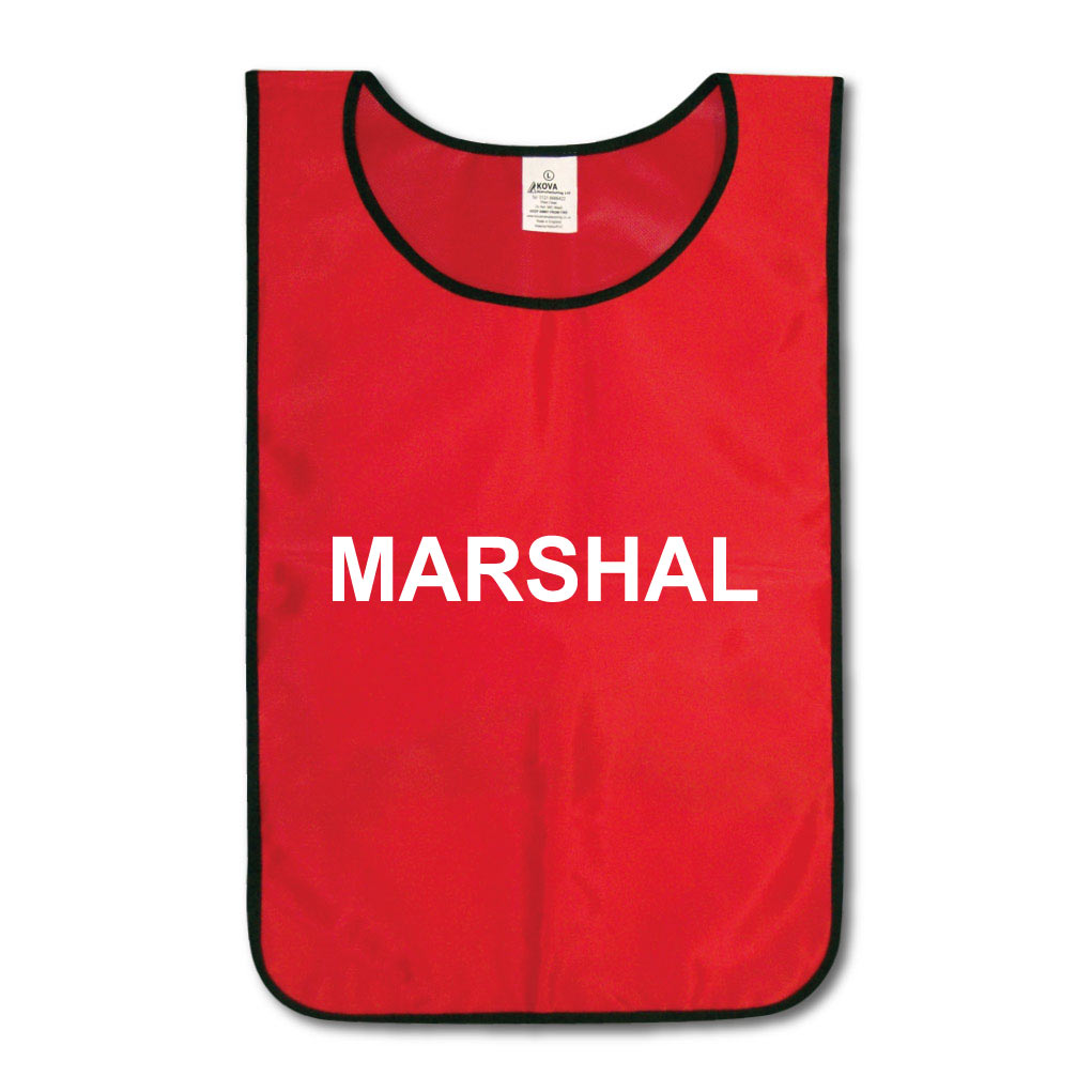 Marshal's Nylon Tabards