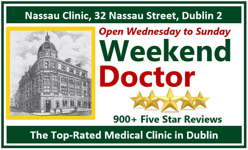 Nassau Clinic, Dublin City Centre