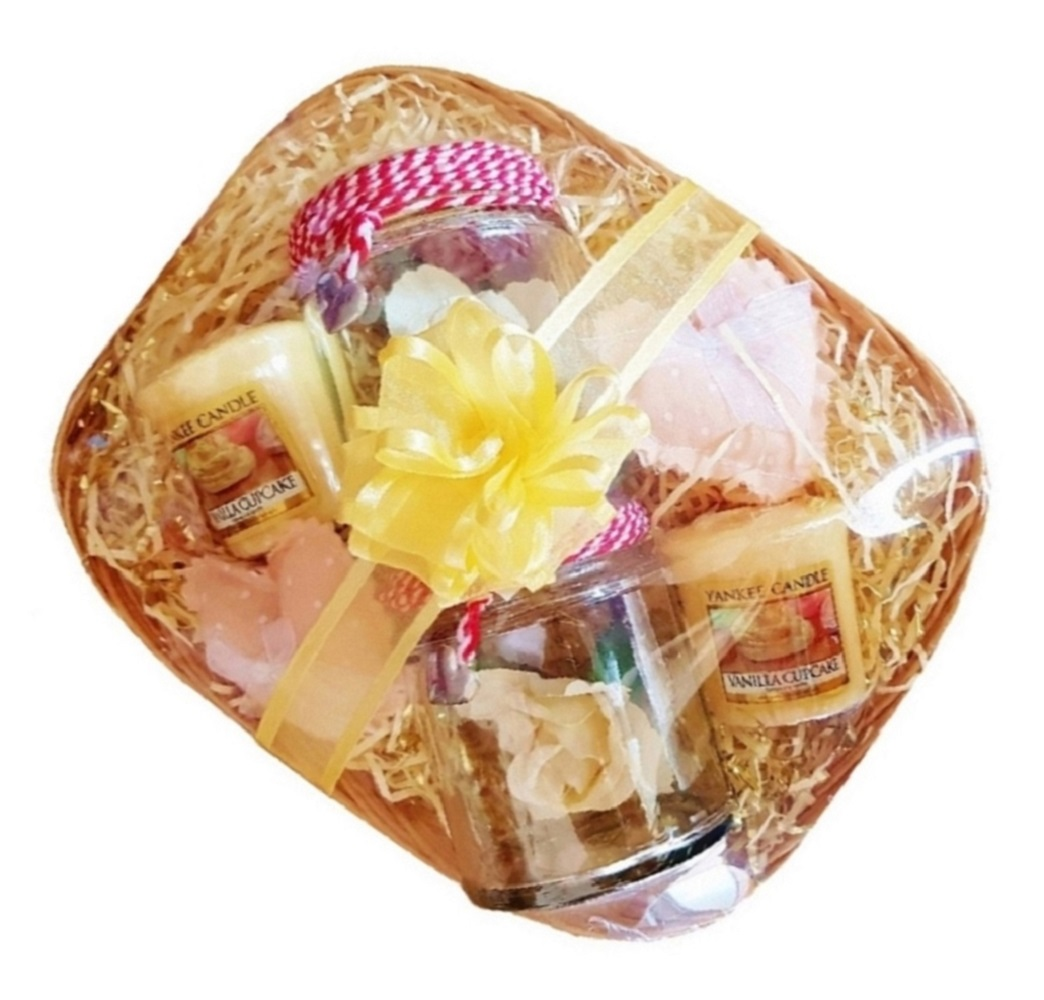Sweet Occasions, Gift Basket - Vanilla