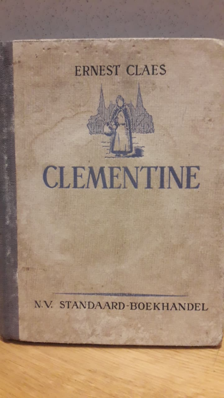 Ernest Claes - Clementine uitgave 1943