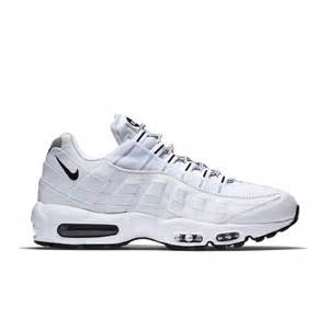 Nike Air Max 95 Triple White-Black
