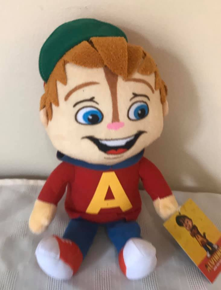 "Alvin from the Chipmunks 11"" Plush"