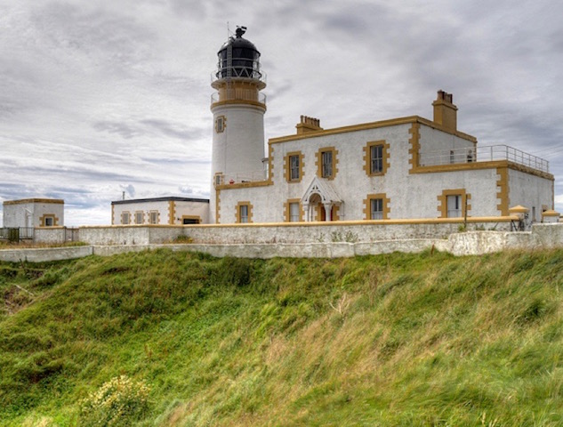 Killantringan Lighthouse, Dumfries and Galloway
